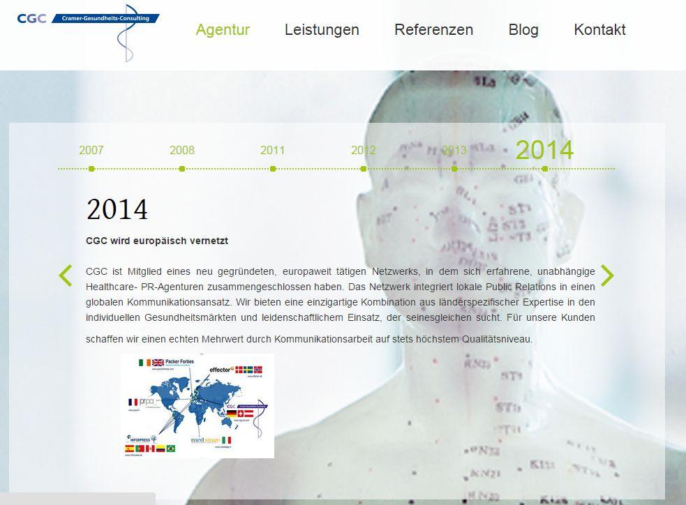 Bild CGC Seite